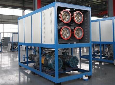 500KW电加热油炉